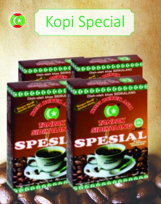 Kopi Robusta Special